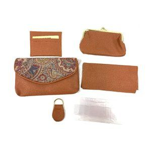 Handbags - 6 piece wallet set